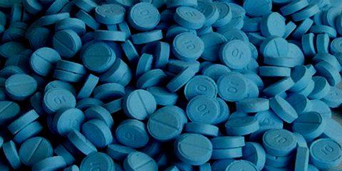 ¿Cuáles son los efectos del Diazepam?