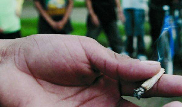 El consumo de drogas en la adolescencia
