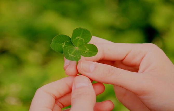 La suerte está asociada a la inteligencia